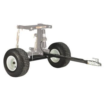 Remorque porte outils pour quad - Remorque porte outil agricole ...