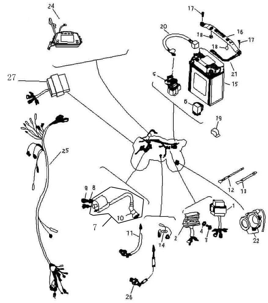 Backup Light Wiring Diagram likewise 2007 Yamaha Raptor 700r Wiring Diagram furthermore Raptor 700r se yfm700rsfb yfm700rsfl together with Atv Coloring in addition 10008 Arbre De Roues Quad 2 5 Rpm Dominator 2 Yamaha 700r. on yamaha raptor 700r